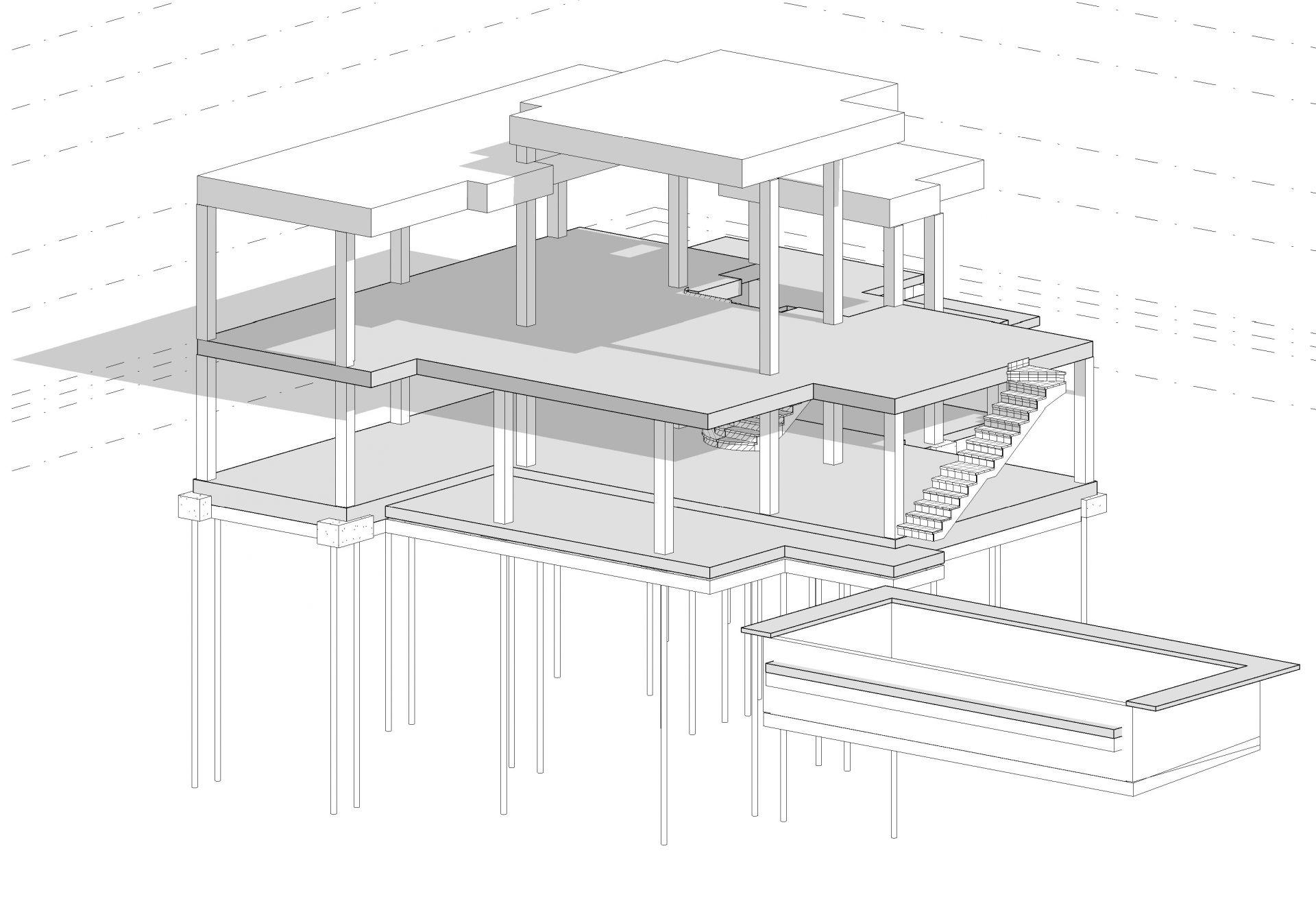 Modelo Estructural 3D<span></span>